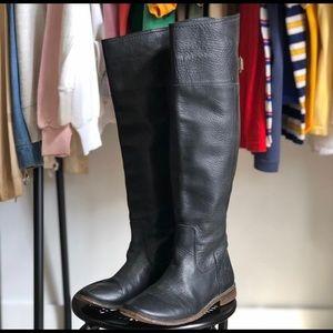 Frye Paige Cuff Boots size 8